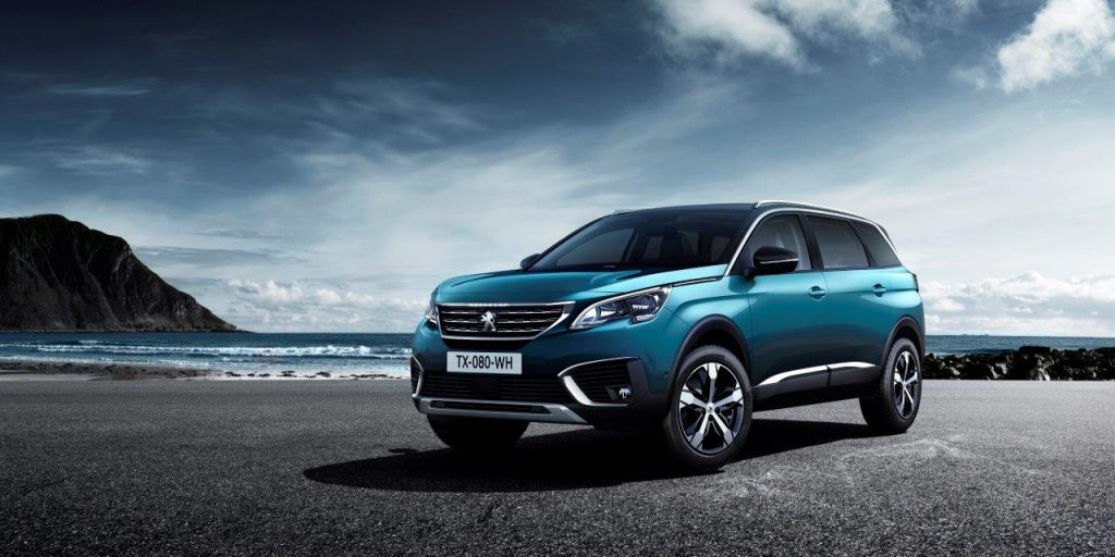 Nuevo Peugeot 5008 SUV