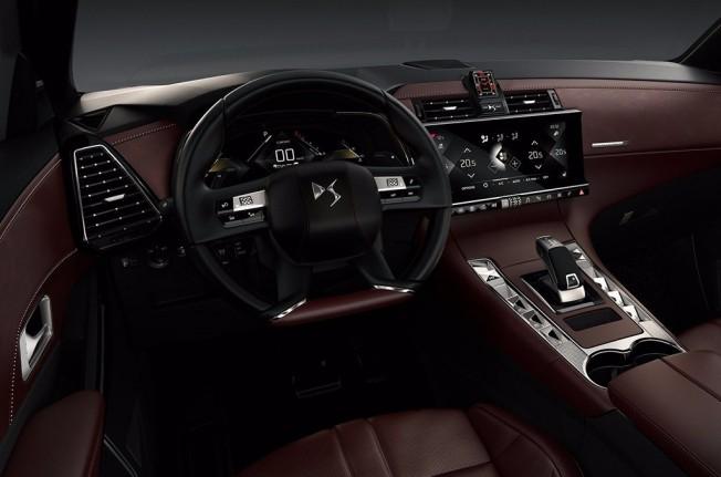Nuevo DS 7 Crossback interior