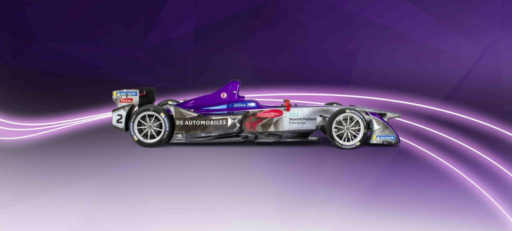 DS Virgin Racing prototipo