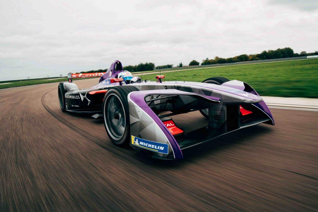 DS Virgin Racing prototipo carrera