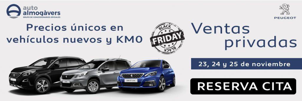 Ventas privadas Peugeot reserva cita