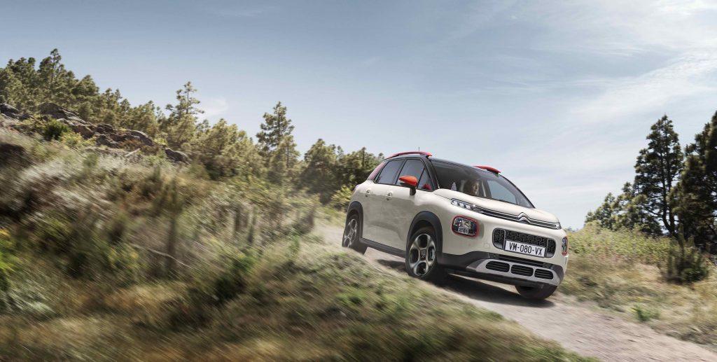 El Nuevo Citroën C3 incluye el sistema Grip COntrol