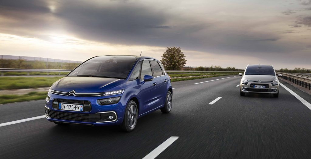 Modelos Citroën para famílias numerosas