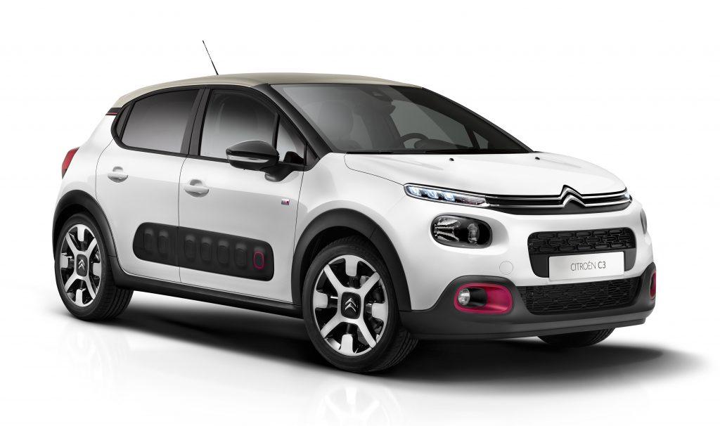 Serie especial Citroën C3 Elle