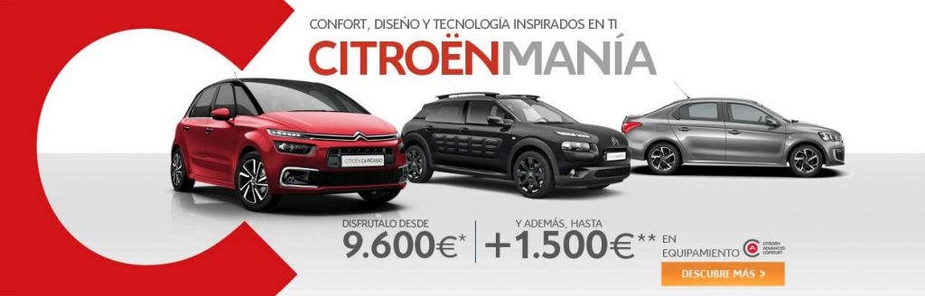 Promoción enero Citroënmanía