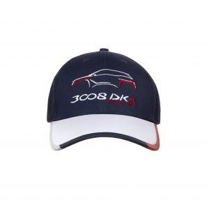 Colección DKR Peugeot gorra