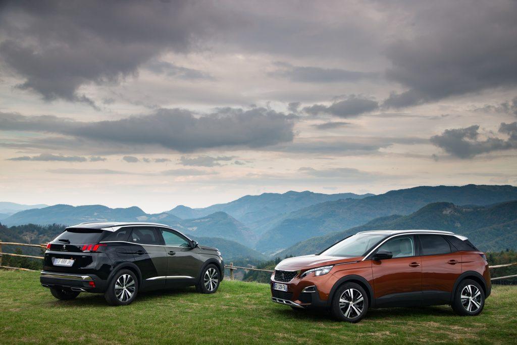 Nuevo SUV Peugeot 3008