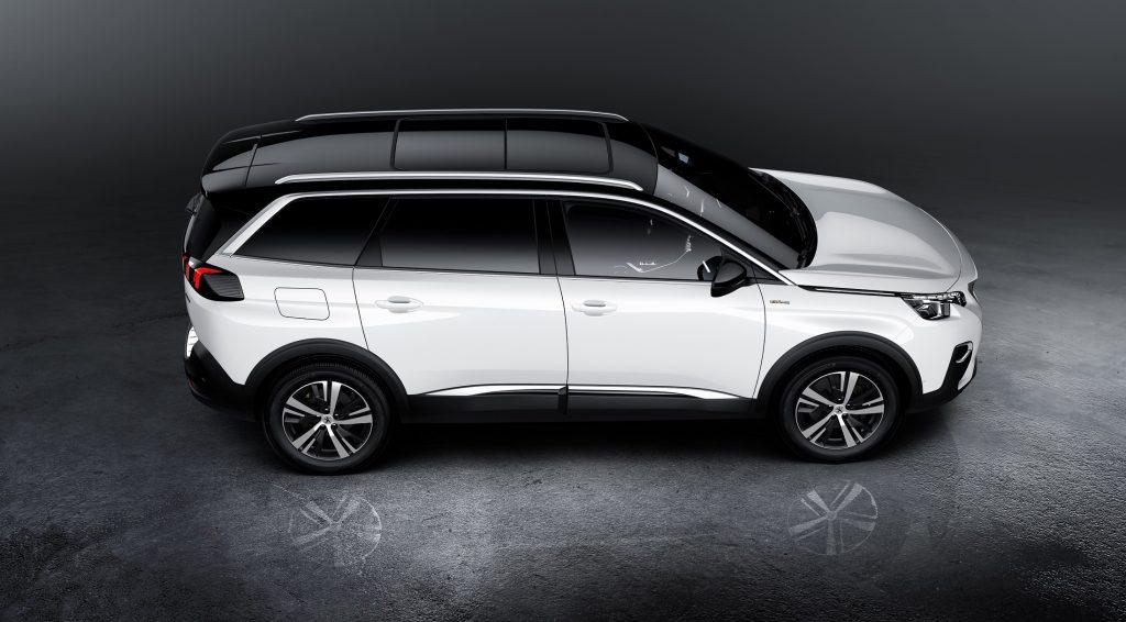 Gama SUV Peugeot: 5008