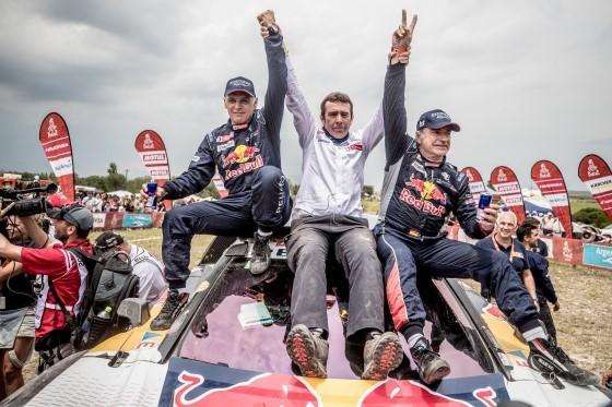 Peugeot 3008 DKR Maxi ganador del Dakar