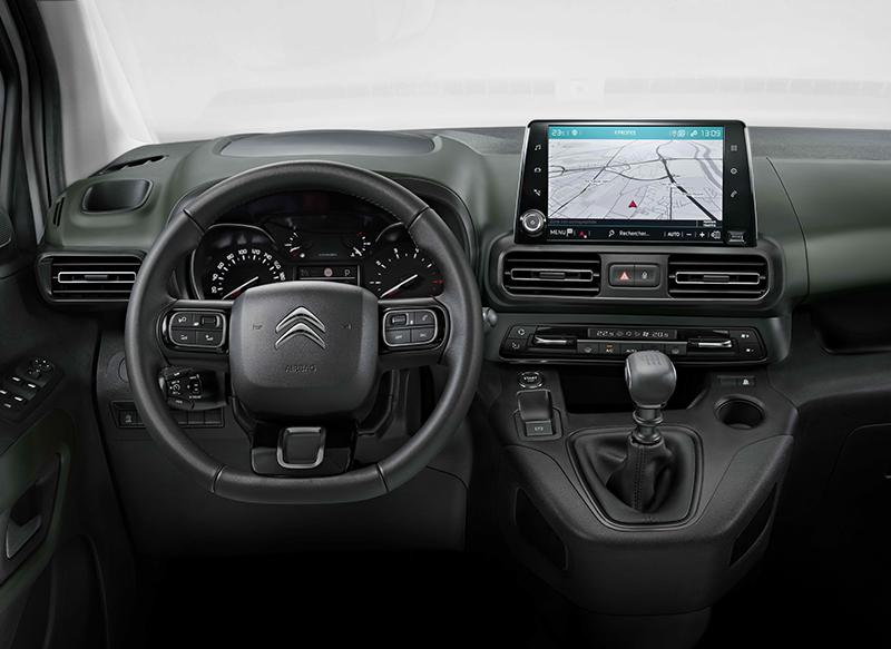 Nuevo Citroën Berlingo interior