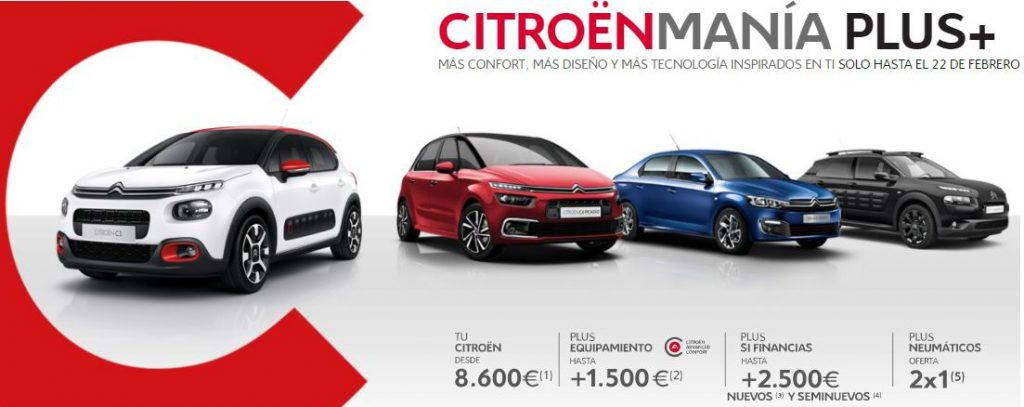Citroënmanía Plus+