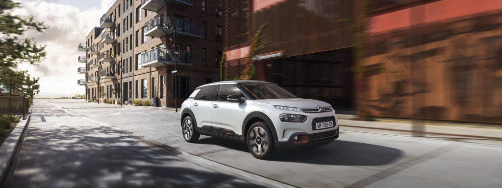 Nueva berlina Citroën C4 Cactus edición CoolComfort