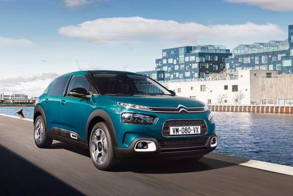 fin de semana de relax para 2 conduciendo un Citroën C4 Cactus