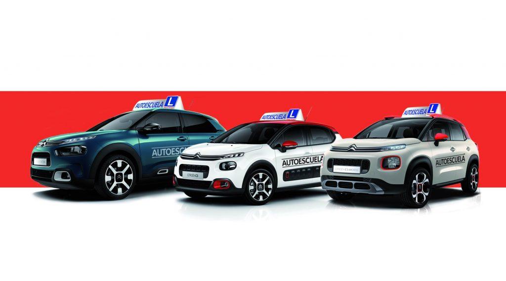Pograma Autoescuelas Citroën