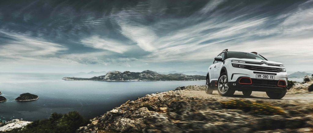 Nuevo SUV Citroën C5 Aircross