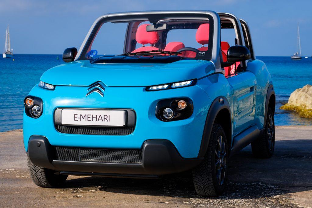 Nuevo Citroën E-MEHARI