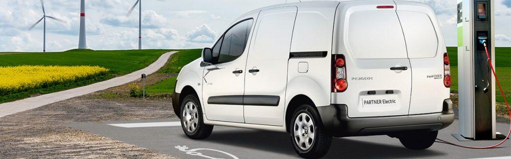 vehículos eléctricos Peugeot