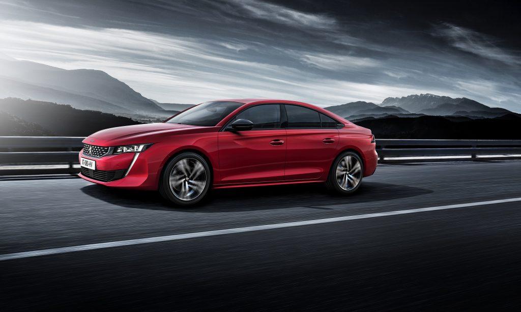 Peugeot 508: máximo confort y seguridad