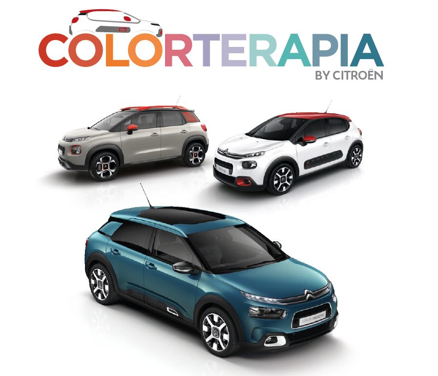 colorterapia by Citroën
