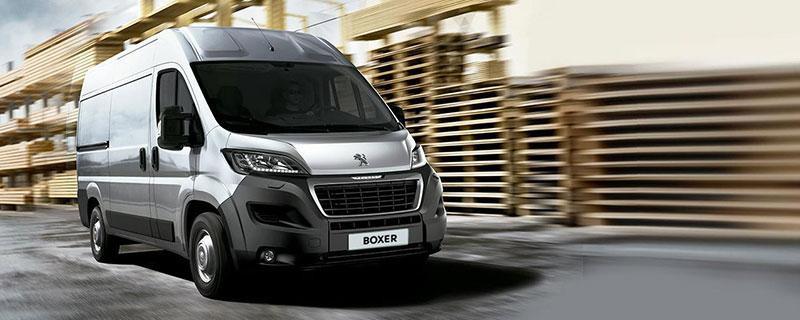 Los 4 días Peugeot Profesional, ofertas especiales en vehículos comerciales Peugeot