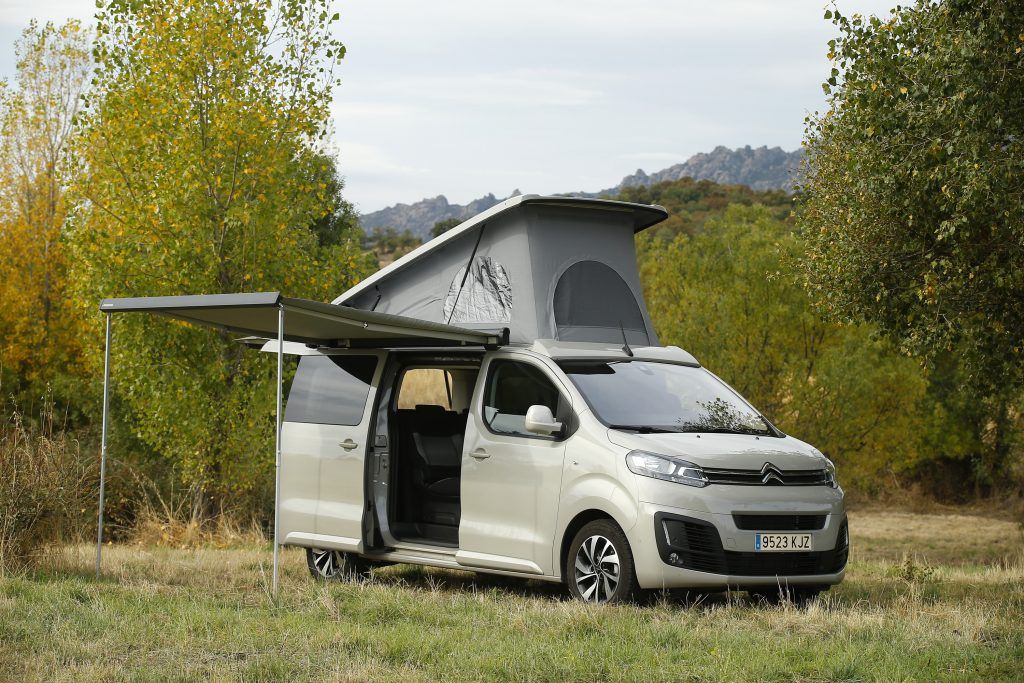 camper Citroën Spacetourer