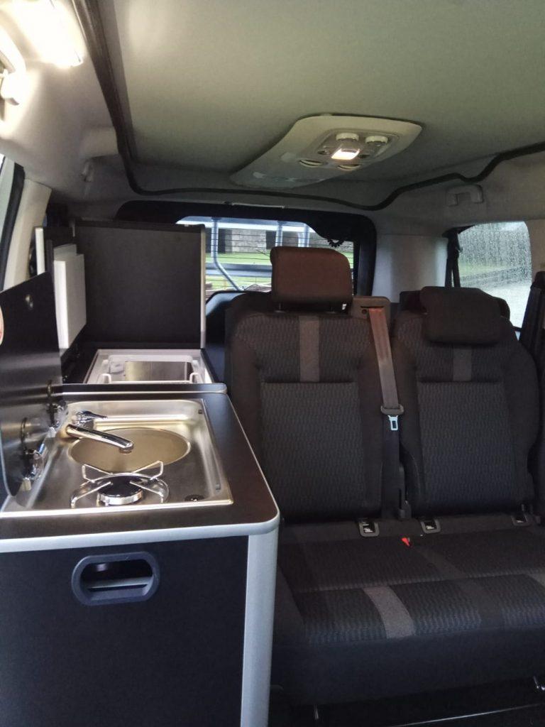 Peugeot Traveller by Tinkervan: una gran opción para los amantes del caravaning