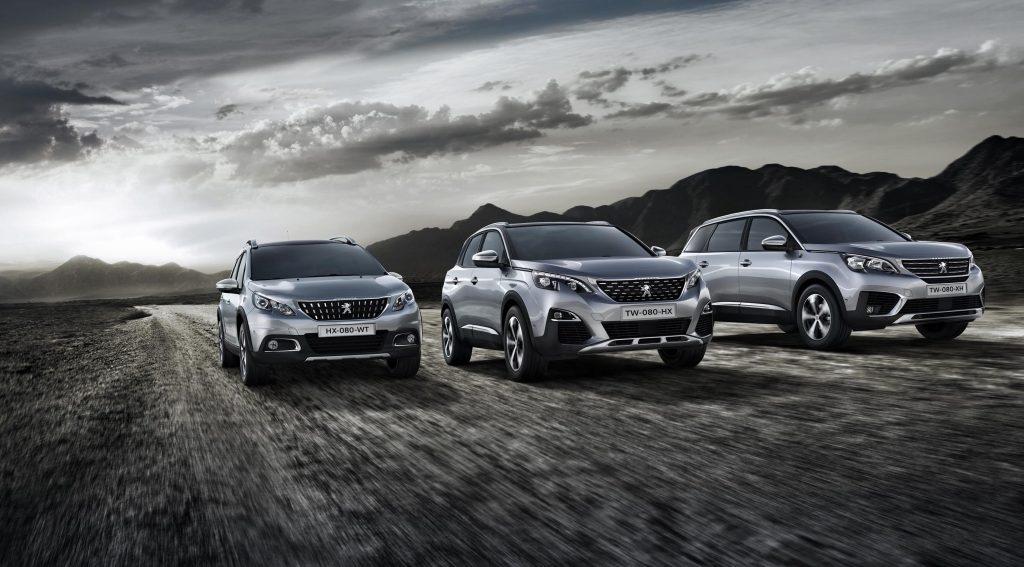 Peugeot España acaba el año como líder en el mercado total español de turismos y vehículos comerciales